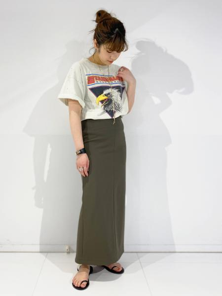 AP STUDIOの【Gabriela Artigas/ガブリエル アルティガス】30inch チェーンネックレスを使ったコーディネートを紹介します。|Rakuten Fashion(楽天ファッション/旧楽天ブランドアベニュー)1111624