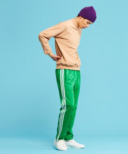 adidasの(U)SUPERSTARを使ったコーディネートを紹介します。|Rakuten Fashion(楽天ファッション/旧楽天ブランドアベニュー)1112062