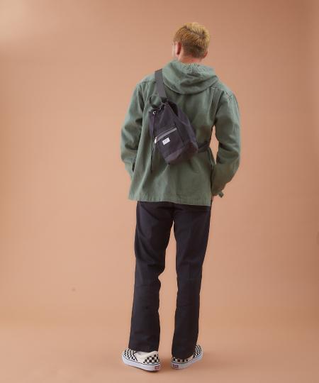 anelloの(U)EPOCH ボディバッグを使ったコーディネートを紹介します。 Rakuten Fashion(楽天ファッション/旧楽天ブランドアベニュー)1116860